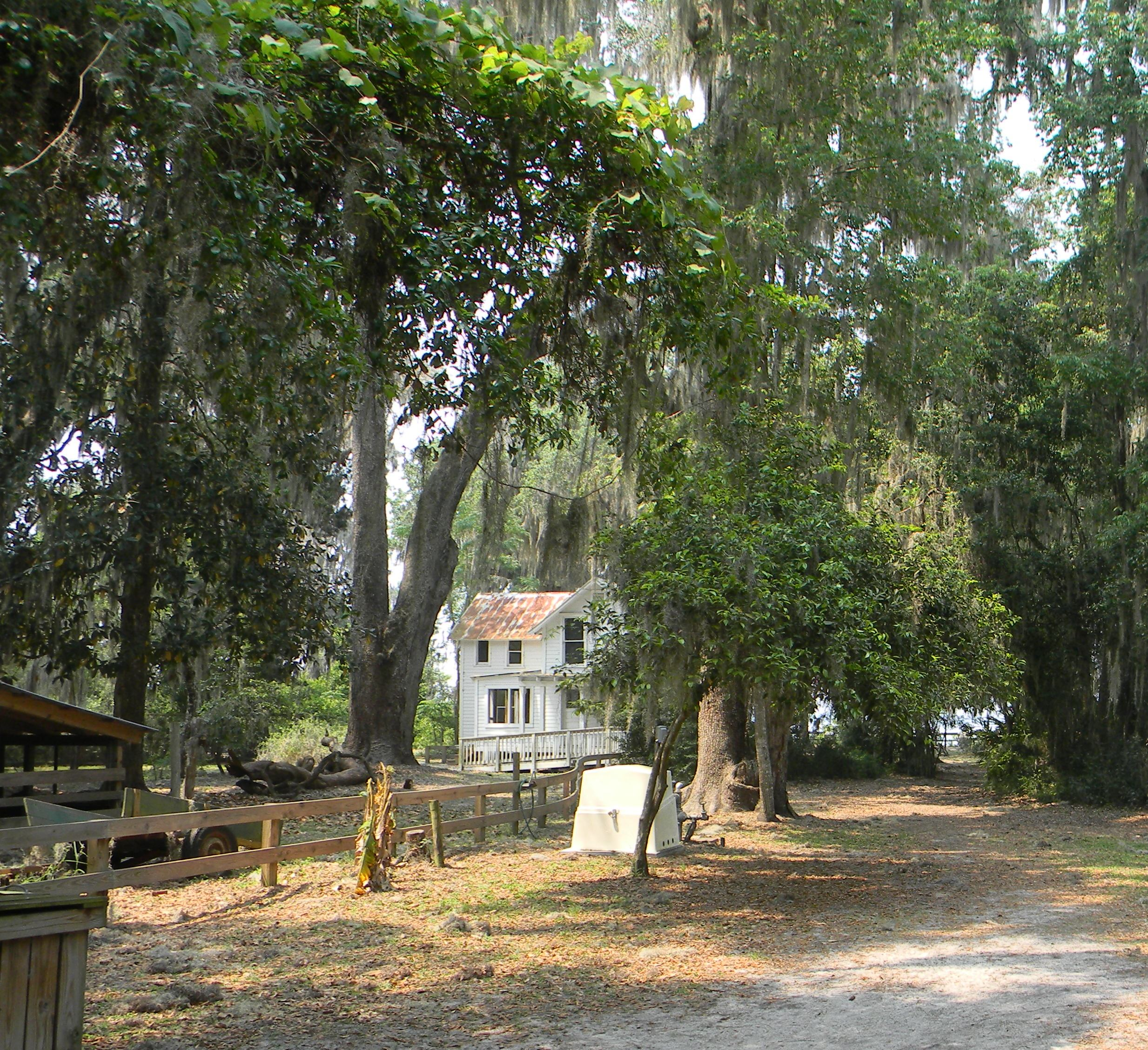 Alpine groves faces and places of northeast florida for Two story farmhouse oak park
